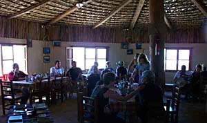 Base Camp Restaurant, Whale watching Baja Mexico vacations