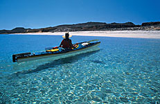 Blue Water Kayaking , Baja - Mexico