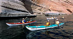 Espiritu Santo Rocky shores Sea Kayaking Baja